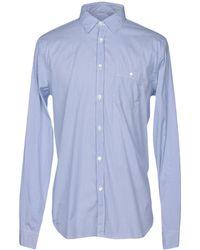 Department 5 - Shirt - Lyst