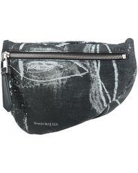 Alexander McQueen Backpacks & Bum Bags - Gray
