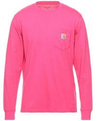 Carhartt T-shirt - Pink