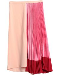Marni 3/4 Length Skirt - Pink