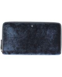 Philippe Model Wallet - Blue