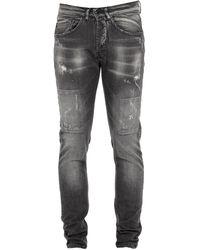 KLIXS Denim Trousers - Black