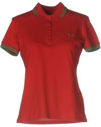 Fred Perry Polo Shirt - Red