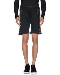 Marcelo Burlon - Bermuda Shorts - Lyst