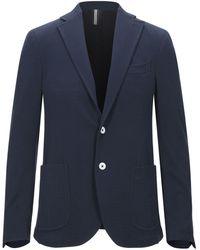 Fefe Suit Jacket - Blue
