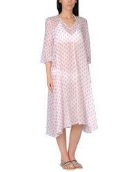Marzia Genesi Sea - Beach Dress - Lyst