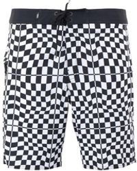 Vans Shorts & Bermuda Shorts - Black