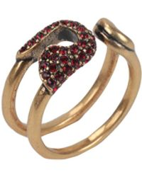 Marc Jacobs - Ring - Lyst