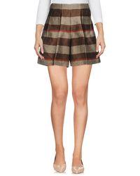 Jijil Shorts & Bermuda Shorts - Brown