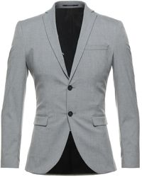 SELECTED Suit Jacket - Gray