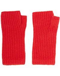 Rag & Bone Sleeves - Red