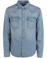Levi's Denim Shirt - Blue