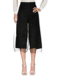 Fanfreluches - 3/4-length Trousers - Lyst