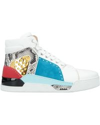 0bec8117bd52 Men s Christian Louboutin High-top trainers Online Sale