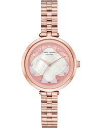 Kate Spade Reloj de pulsera - Metálico