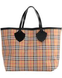Burberry Travel Duffel Bags - Black