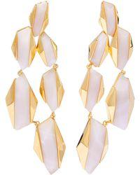 Noir Jewelry Earrings - Pink