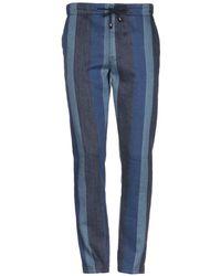 Siviglia Pantalones - Azul