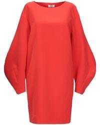 KATE BY LALTRAMODA Short Dress - Orange