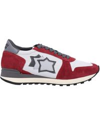 Atlantic Stars Low-tops & Trainers - Red