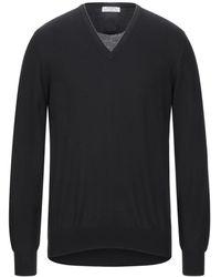 Gran Sasso Sweater - Black