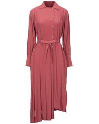 Eudon Choi Midi Dress - Multicolour