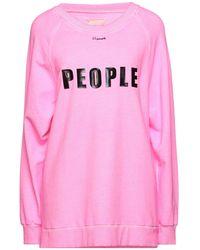 People Sweatshirt - Pink