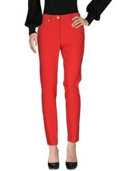Moschino Trouser - Red