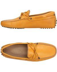 Tod's Mokassin - Orange