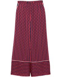 House of Holland Trouser - Red