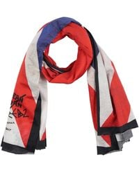 DSquared² Scarf - Red