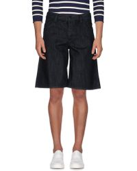 Billabong - Denim Bermudas - Lyst
