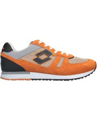 Lotto Leggenda Low-tops & Trainers - Orange