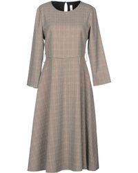 Souvenir Clubbing - 3/4 Length Dress - Lyst