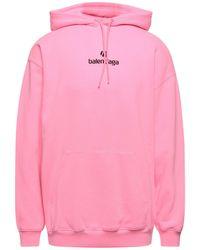 Balenciaga Sweatshirt - Pink