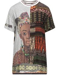 Desigual T-shirt - Brown