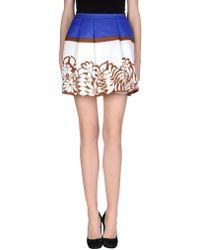 Ki6? Who Are You?   Mini Skirt   Lyst