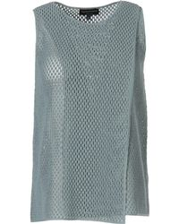 Emporio Armani Sweater - Gray