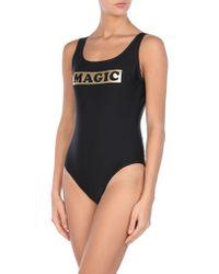 Zoe Karssen One-piece Swimsuit - Black