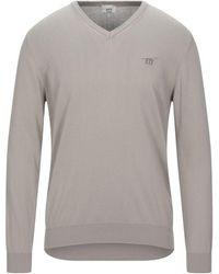Henry Cotton's Pullover - Neutro