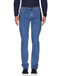 Nicwave Denim Trousers - Blue