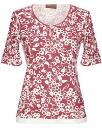 Duro Olowu T-shirt - Red