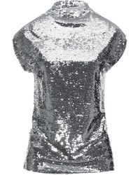 Paula Knorr Top - Metallizzato