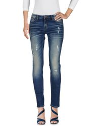Sun 68 - Denim Pants - Lyst