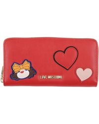Love Moschino - Wallet - Lyst