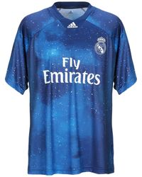 adidas T-shirt - Bleu