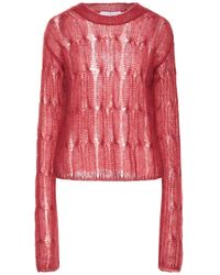 In the mood for love Pullover - Rouge