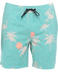 Billabong Beach Shorts And Trousers - Green