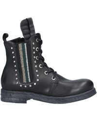 Replay Ankle Boots - Black
