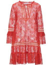 Raffaela D'angelo Short Dress - Red